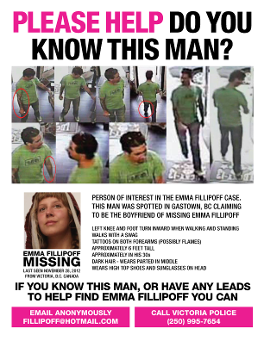 Do you know this man? poster